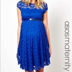 ASOS Maternity Lace Dress
